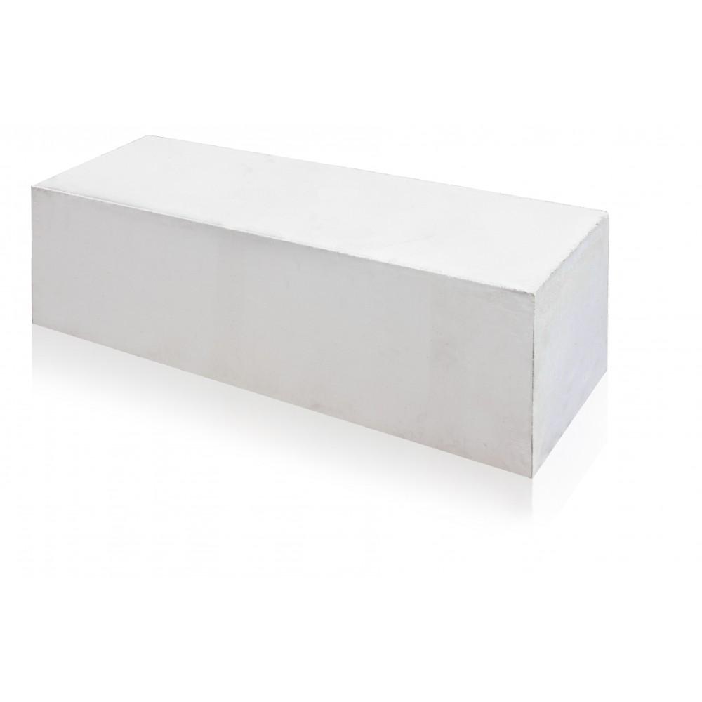 Ławka betonowa biała Gardenpark - zdjęcie nr 3