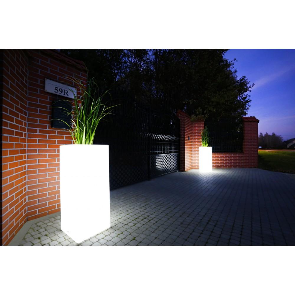 Donica podświetlana LED Torino - zdjęcie nr 14