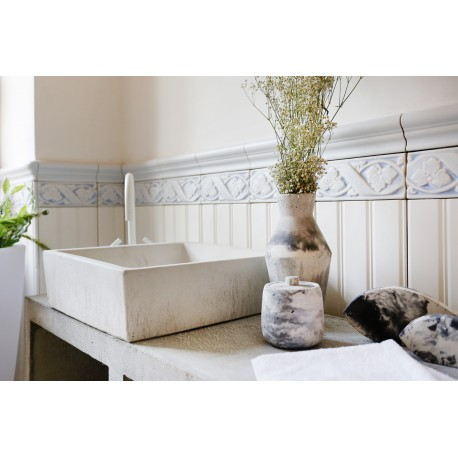 Umywalka w stylu loft GRETTA