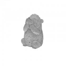 Ozdobna Figurka betonowa Jeż Grześ