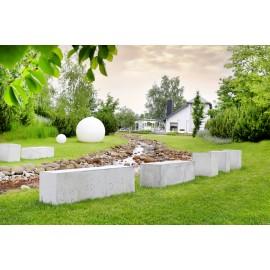 Ławka betonowa stolik Gardenpark XXL