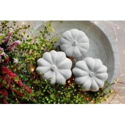Ozdobna figurka betonowa Dynia Średnia