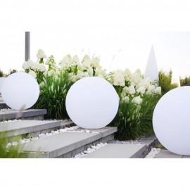 Lampy LED do ogrodu
